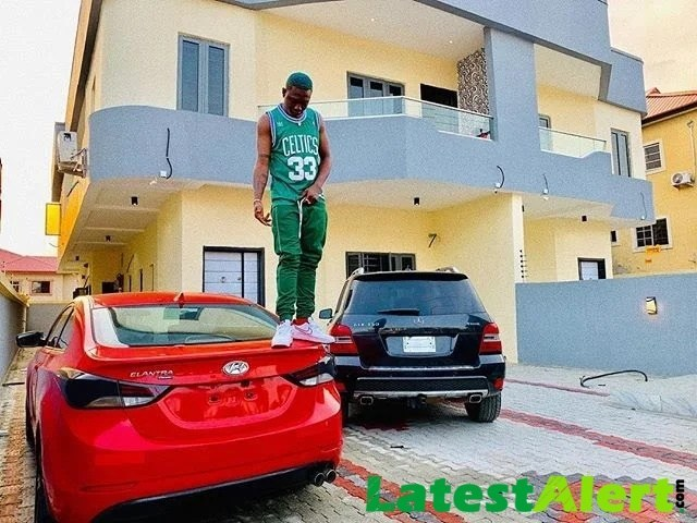 Zlatan Ibile House Photos