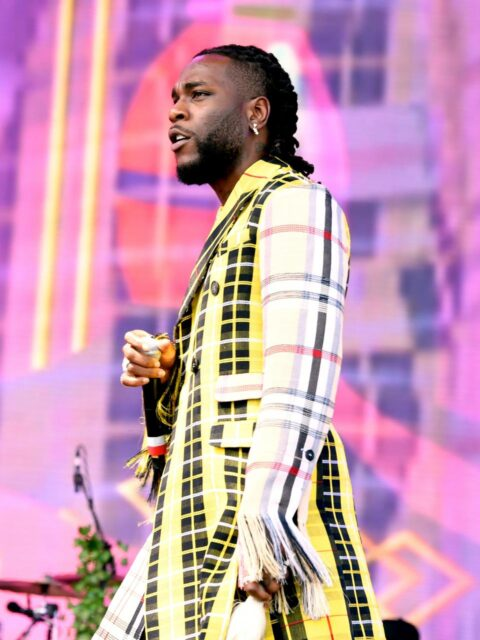 Burna Boy Performs At 2019 Coachella Valley Music And Arts Festival
