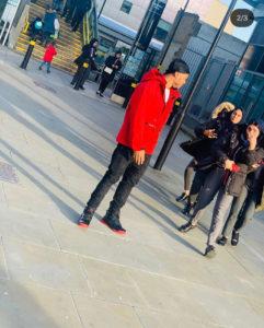Poco Lee in London