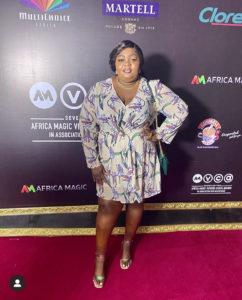 Eniola Badmus Awards